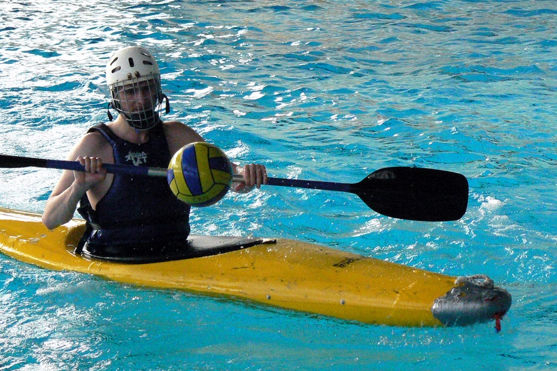 Kayak-Polo