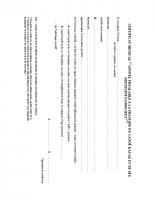 Modèle de certificat médical à compléter